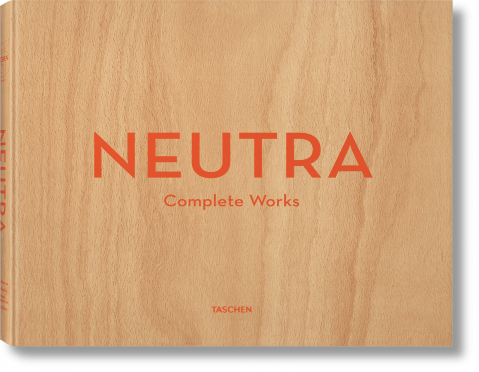 Neutra Complete Works_Book Cover