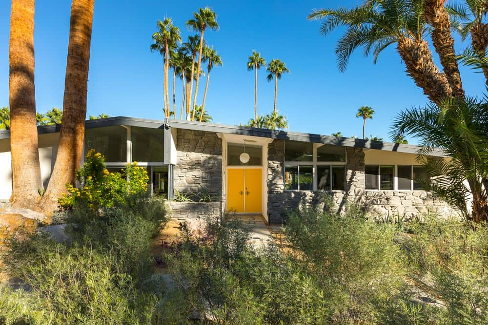 William Krisel in Palm Springs – Mid-Century meets Contemporary