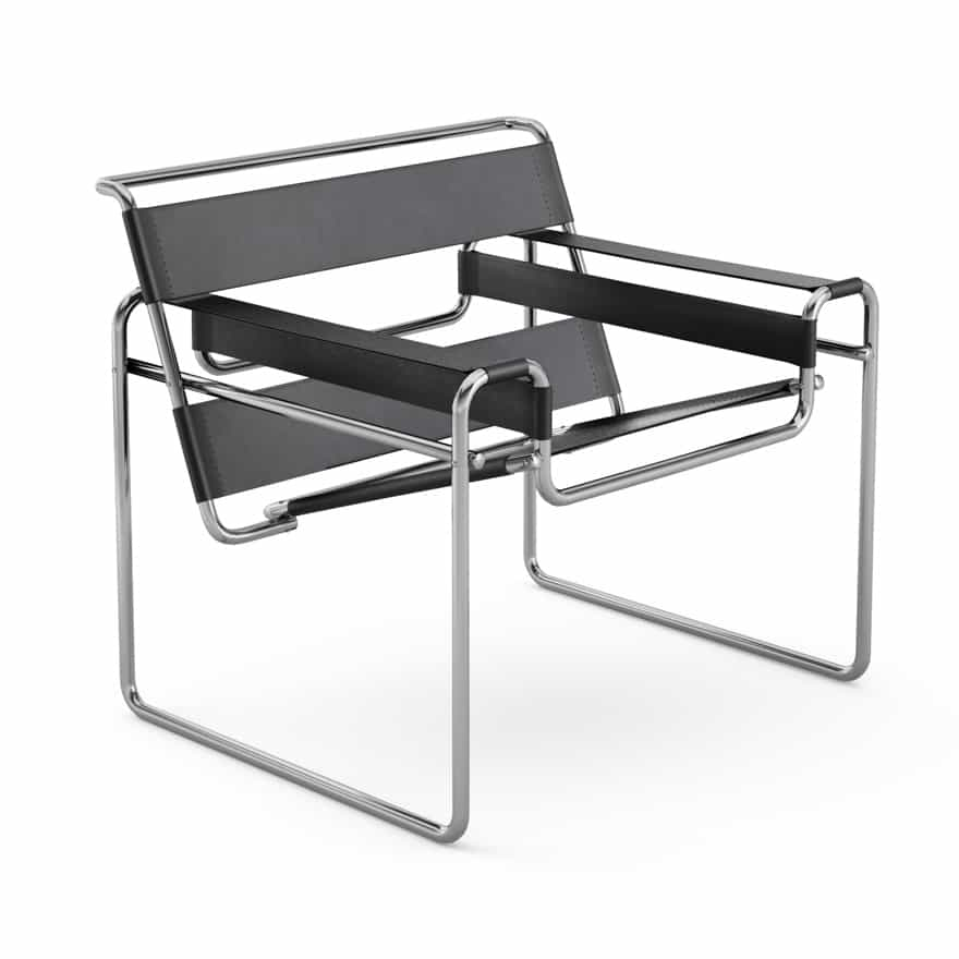 marcel breuer wassily chair knoll